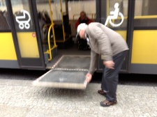 Bus à Berlin