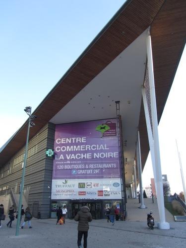 centre commercial la Vache noire (Arcueil, 94)