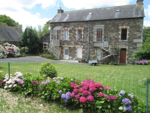 Le Brittany House Holidays
