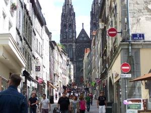 Le chemin vers la cathédrale mythique.. et accessible !